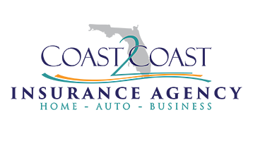Coast 2 Coast Insurance Agency Logo, located in Destin Florida